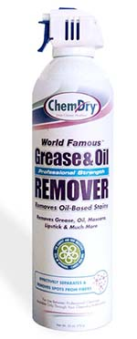 Chem-Dry Grease & Oil Remover