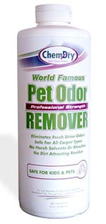 Chem-Dry Pet Odor Remover